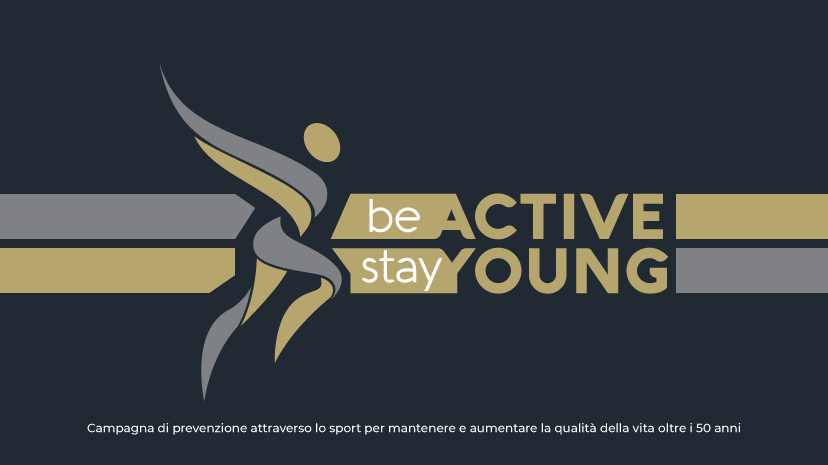 Be active stay young